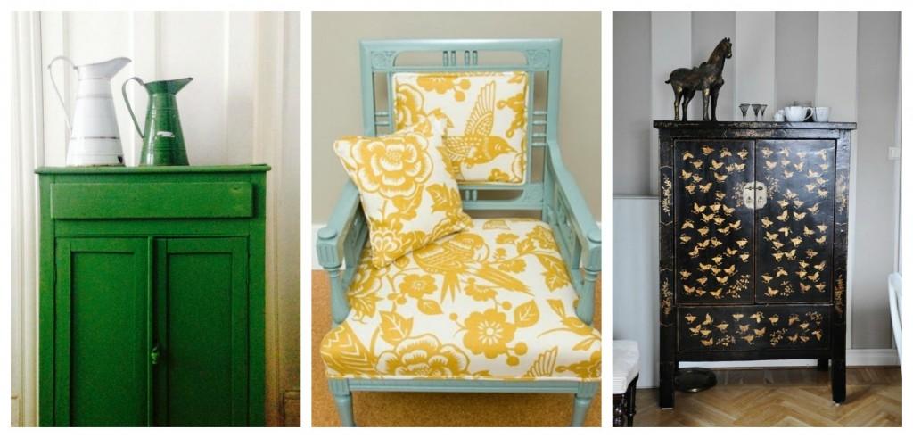 La soluci n para tus muebles viejos tkb selfstorage - Pintura para madera barnizada ...