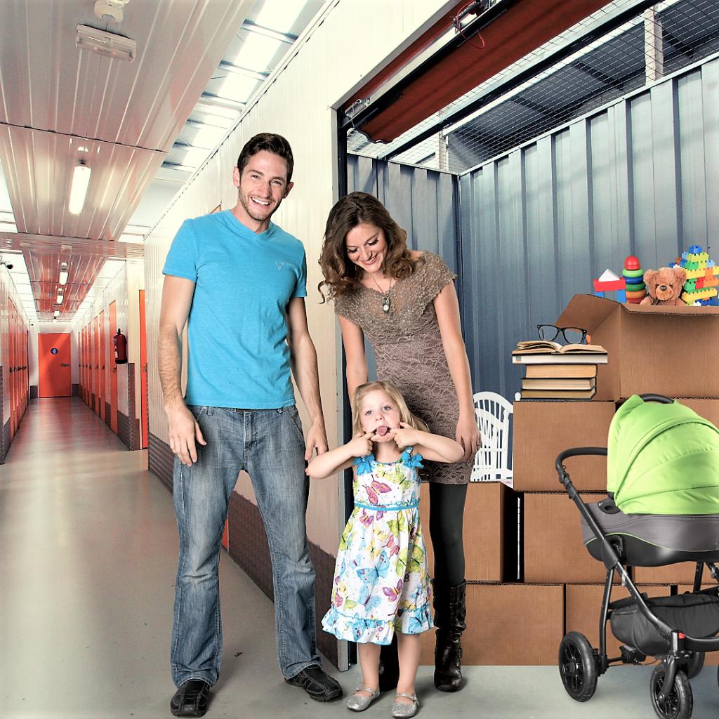 el espacio para tus cosas de casa